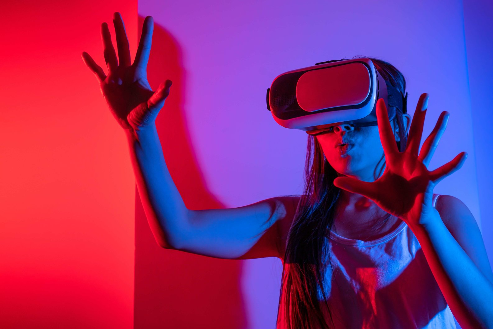 VR en Crypto - een match made in reality