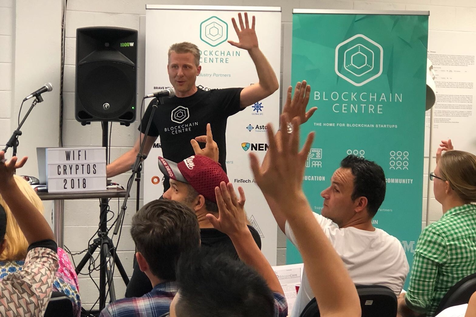 Australian Blockchain Community Teams up With Foreign Players