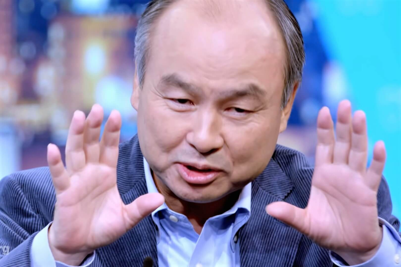 SoftBank Boss Glad to Be out of Bitcoin, But His Firm Is Still in the Game