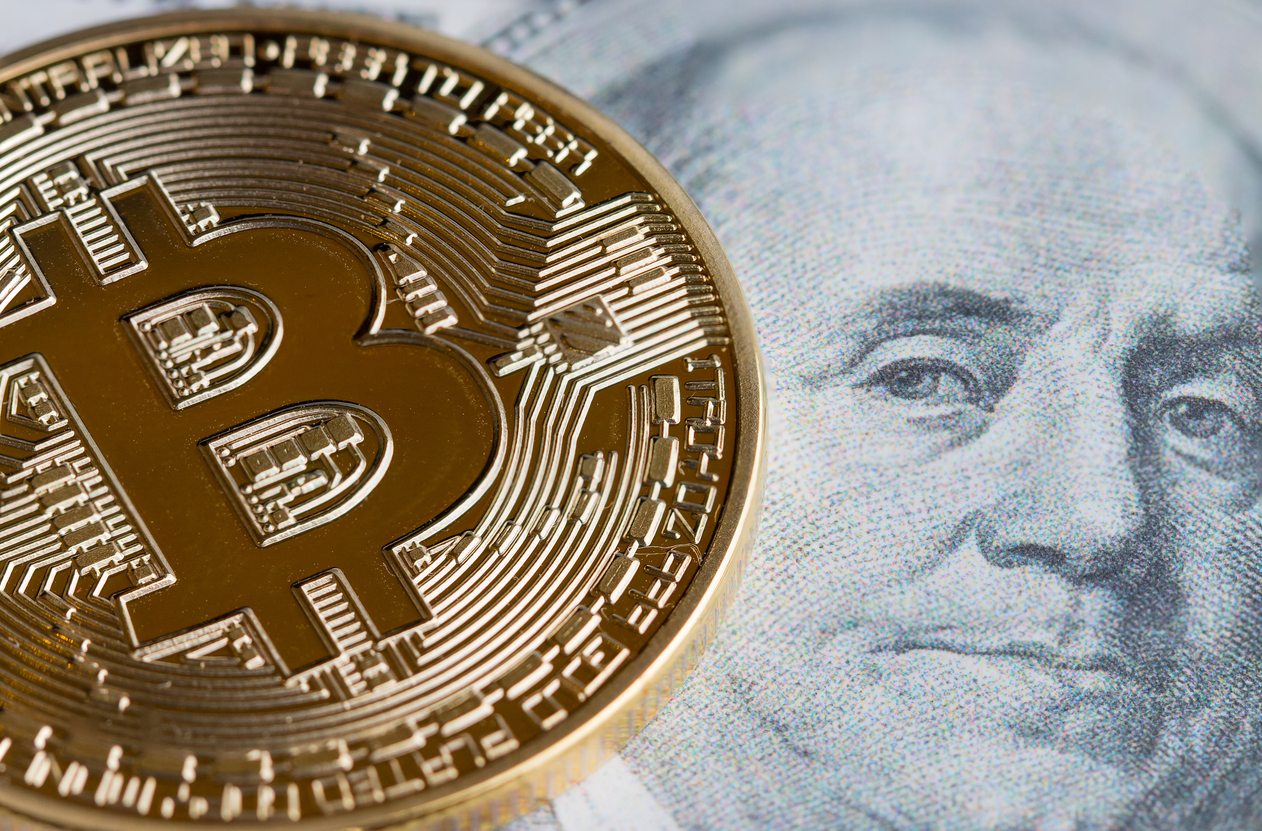 Bitcoin Corrects Lower, Trouble to Tether Mounts