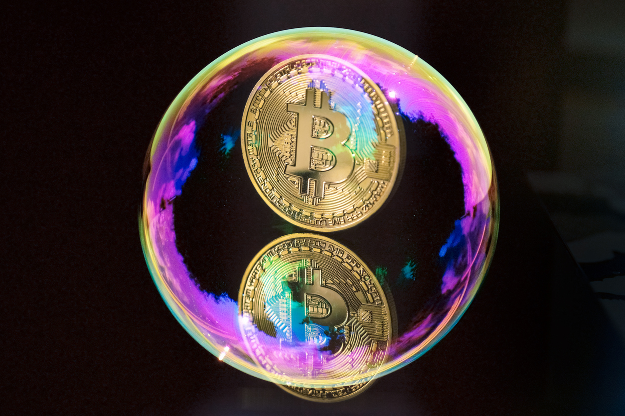 We're in a Bubble – So What?