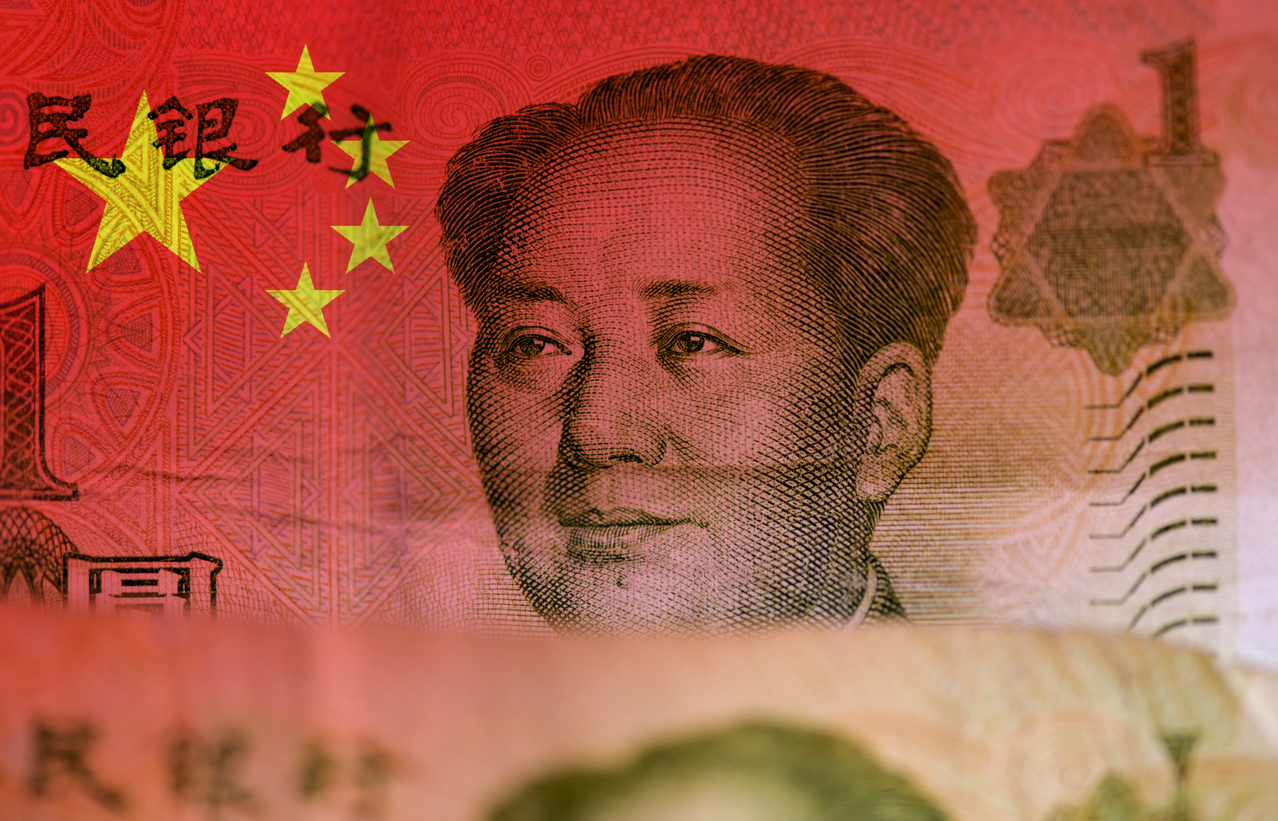 China for Centralized Crypto
