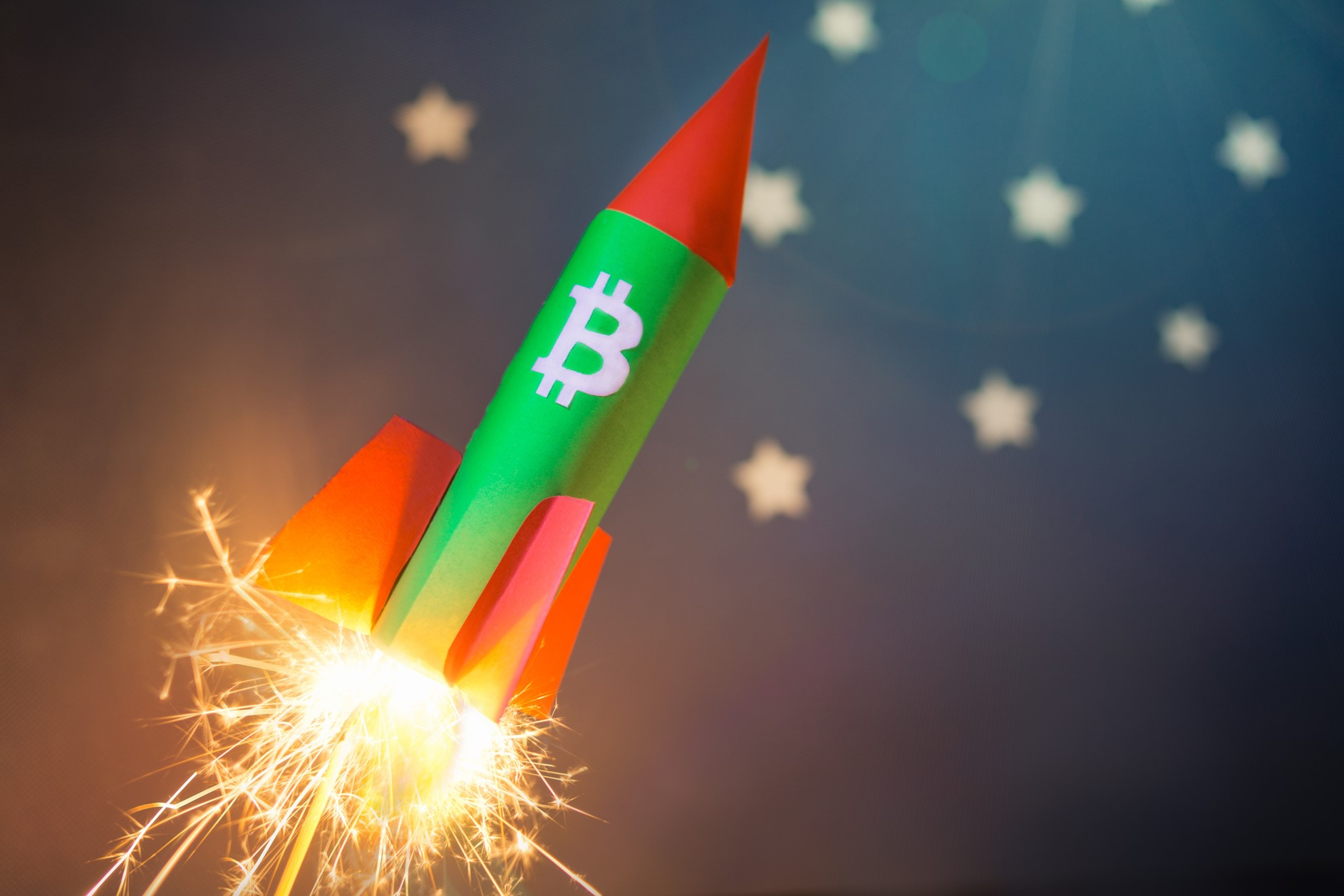 Bitcoin and Altcoins Zoom Higher; More Gains Likely