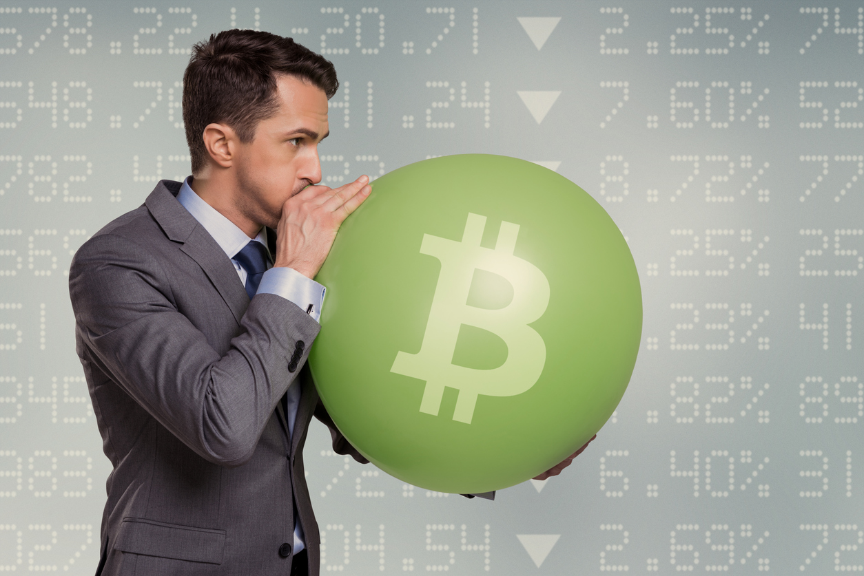 Bitcoin May Be at Profit-Taking Stage of a Bubble - Expert