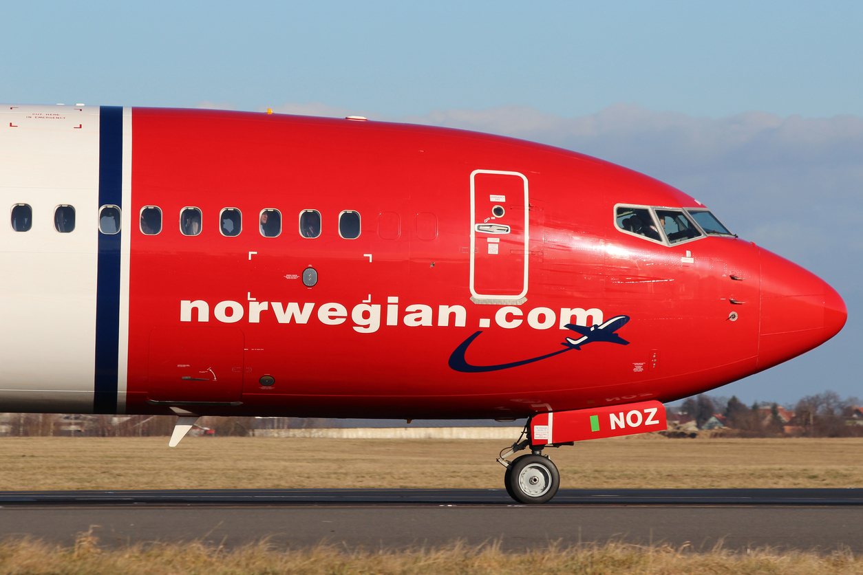 Norwegian Air Building Exchange, Considering Crypto Ticket Purchases