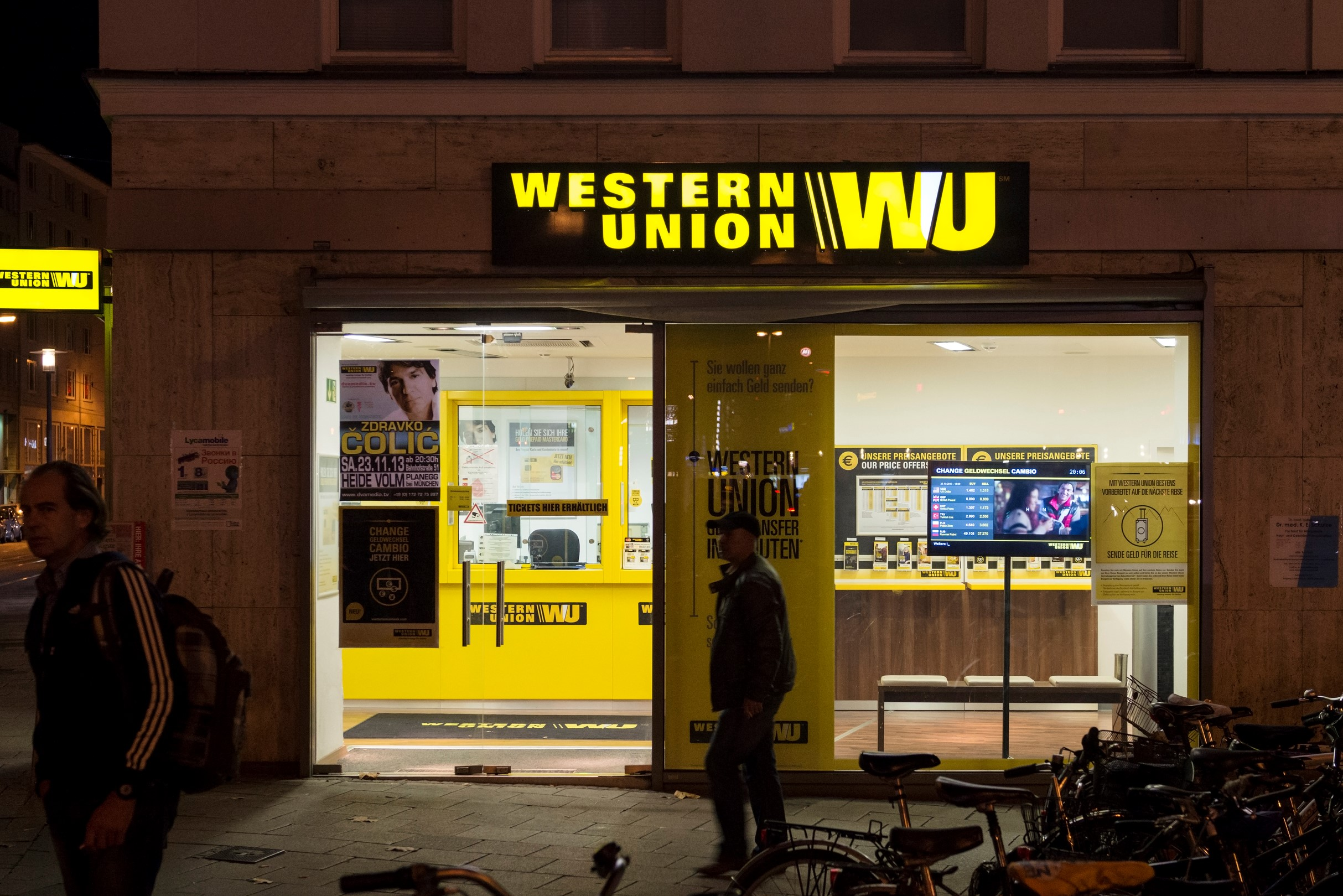 Western Union Isn't Adding Crypto Transfers Any Time Soon