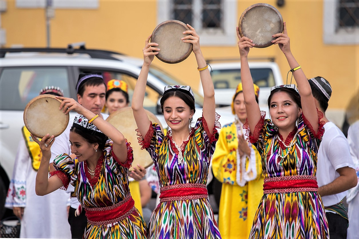 This Central Asian Nation Aims To Become