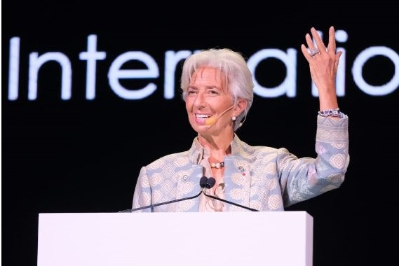 Head of IMF: the Advantage of Crypto is Clear