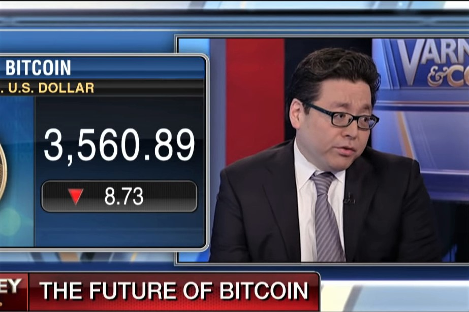Tom Lee is Back to His USD 25k per Bitcoin Prediction