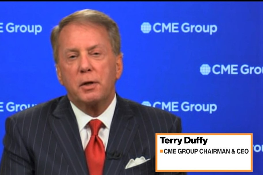 CME CEO: Government's Stance Crucial Before Institutionals Go Crypto