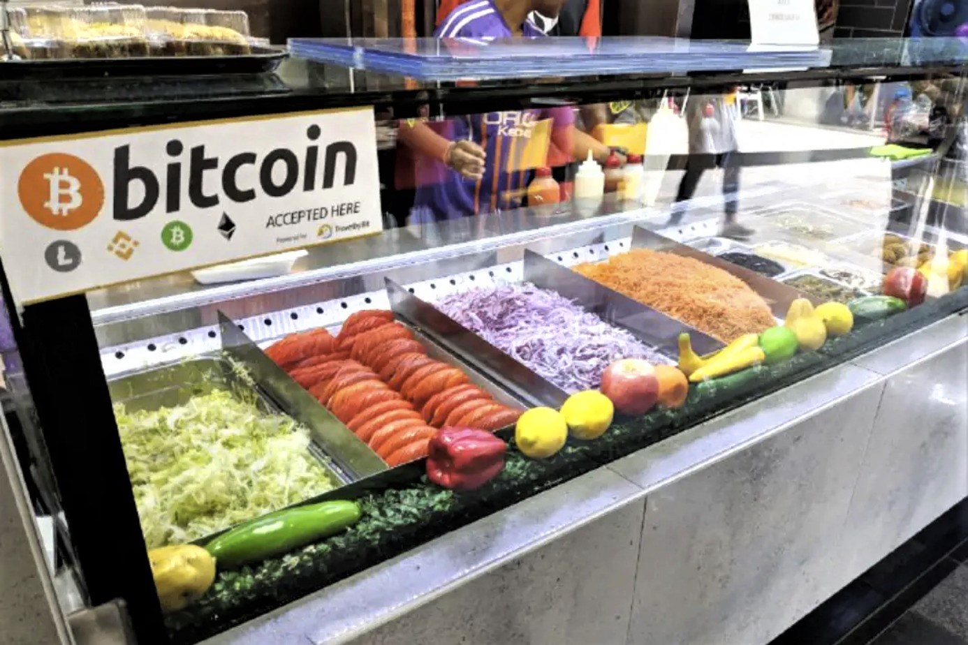 How Crypto Won a Fight Between Kebab Chain and Facebook