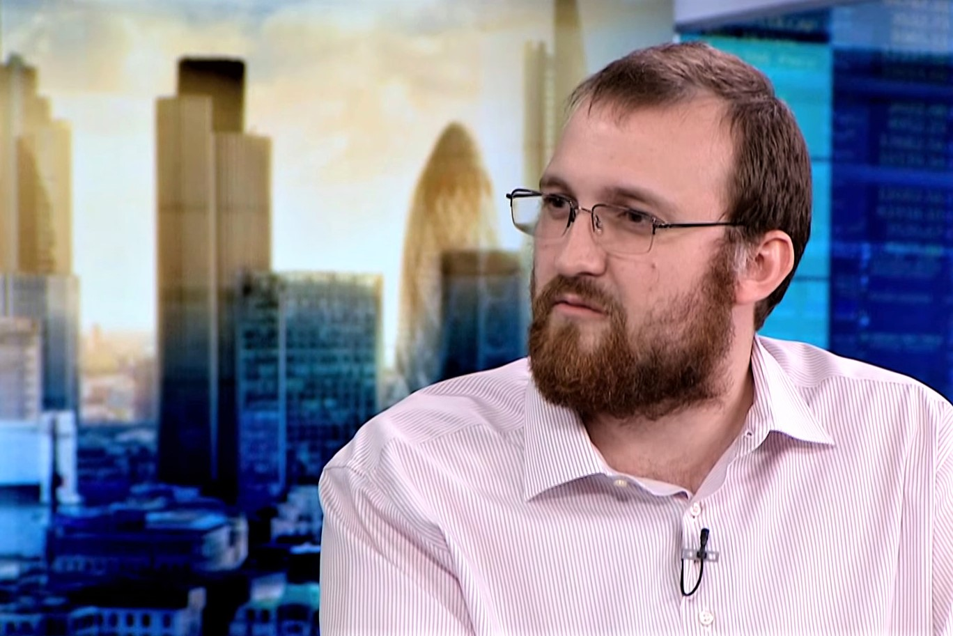 Charles Hoskinson on When Crypto Will be Ready for Institutional Money