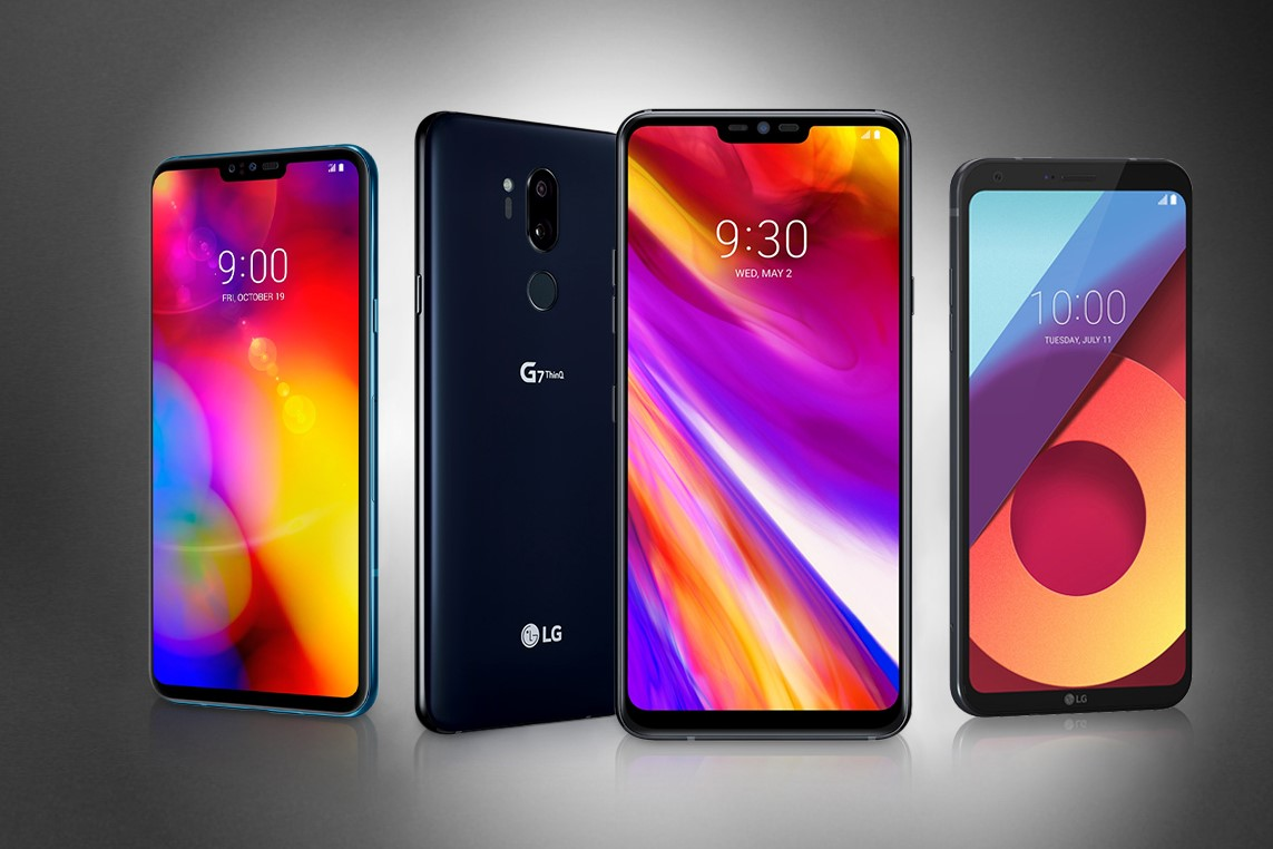 LG Confirms its Blockchain Smartphone Intentions