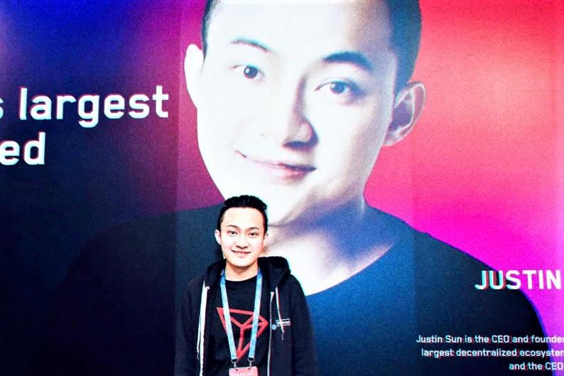 Tron Prices Rise as CEO Justin Sun Admits He Invested in Poloniex