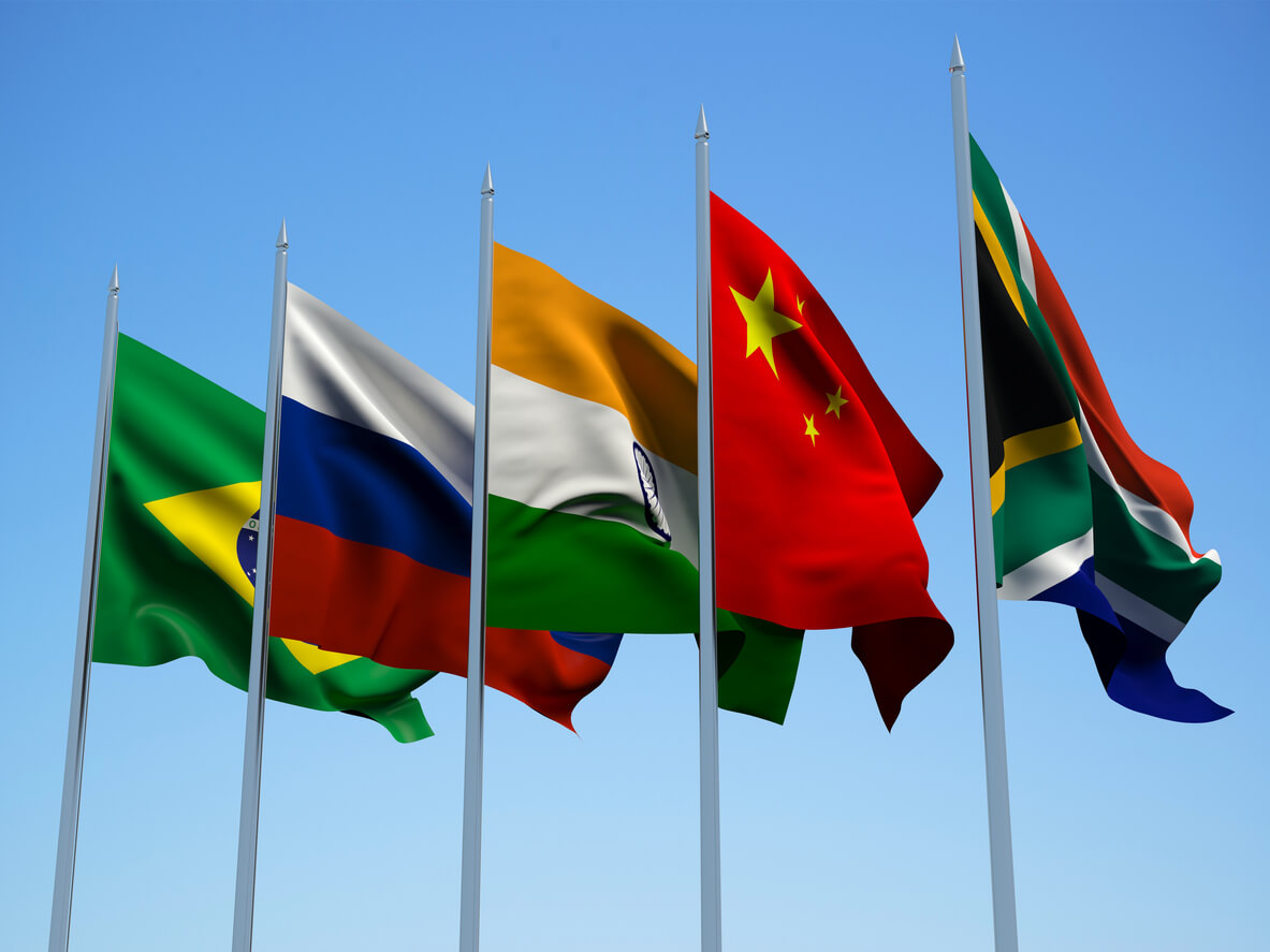 Brazil, Russia, India, China and South Africa Have a 'Crypto' Plan