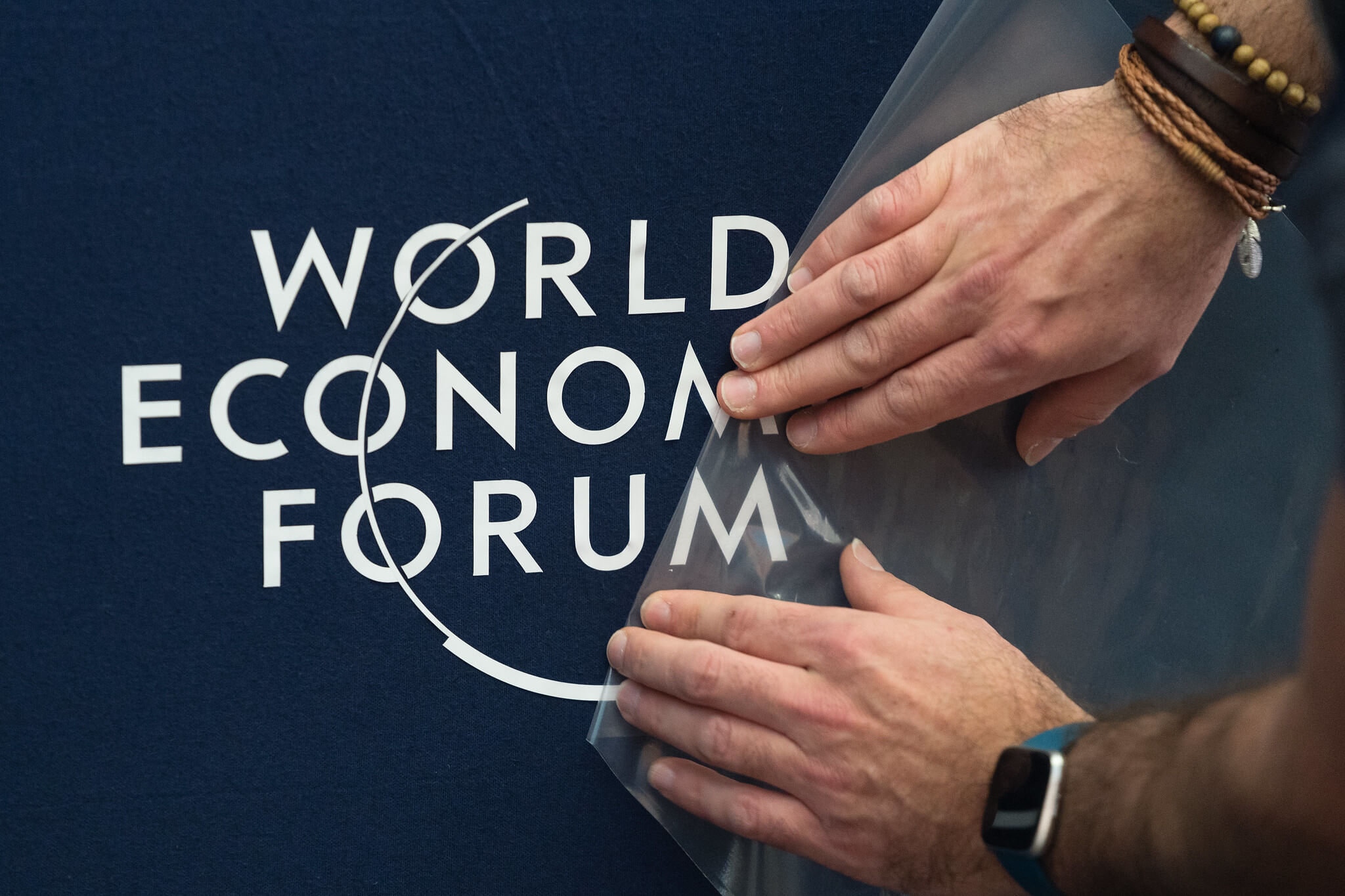Crypto Enthusiast's Day-by-Day Guide to Davos