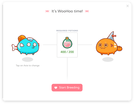 Gaming Meets DeFi: The Case of Axie Infinity and Uniswap