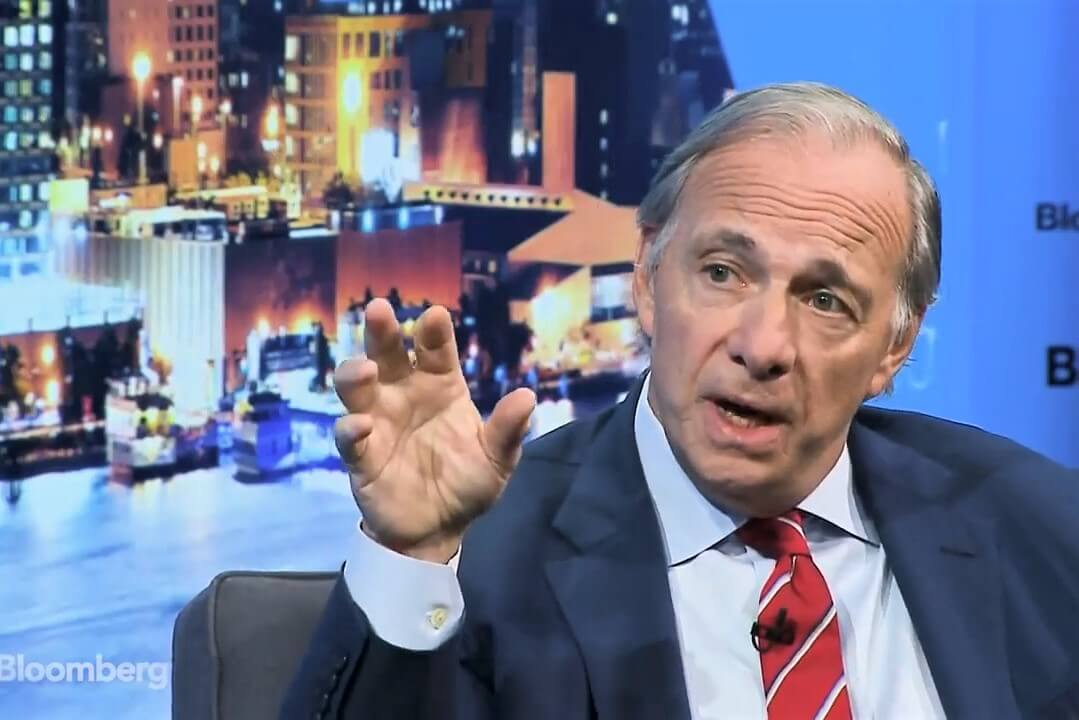 Ray Dalio Trashes Cash as Store of Value, Avoids Questions on Bitcoin