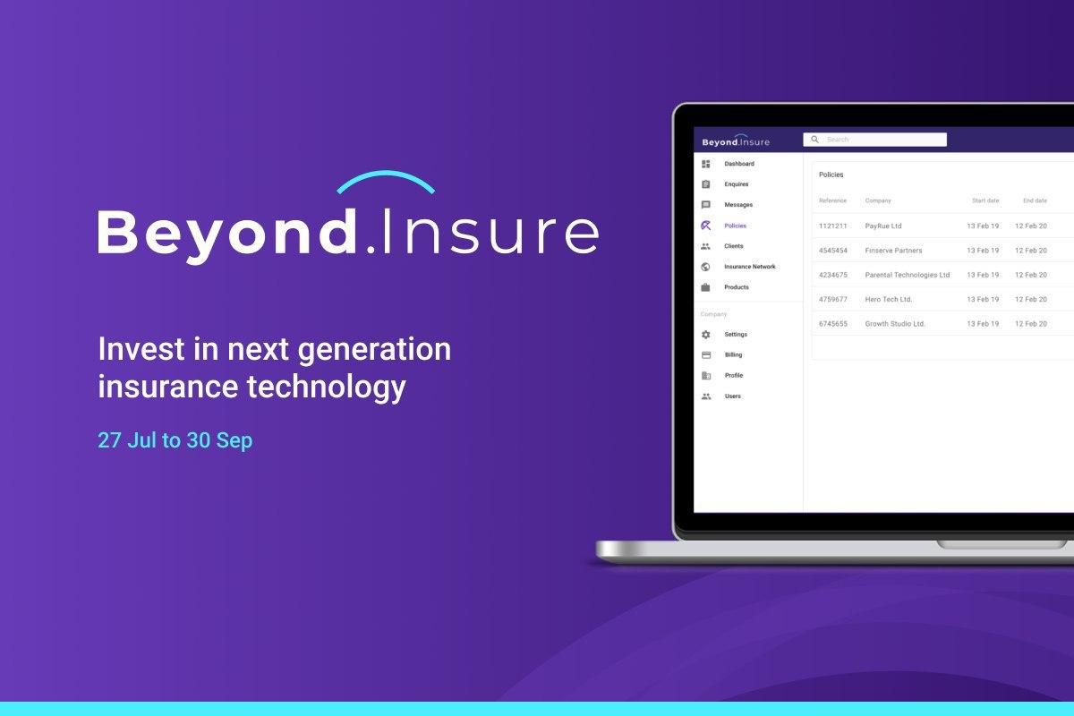 Beyond.Insure Is Launching A Security Token Offering (STO)