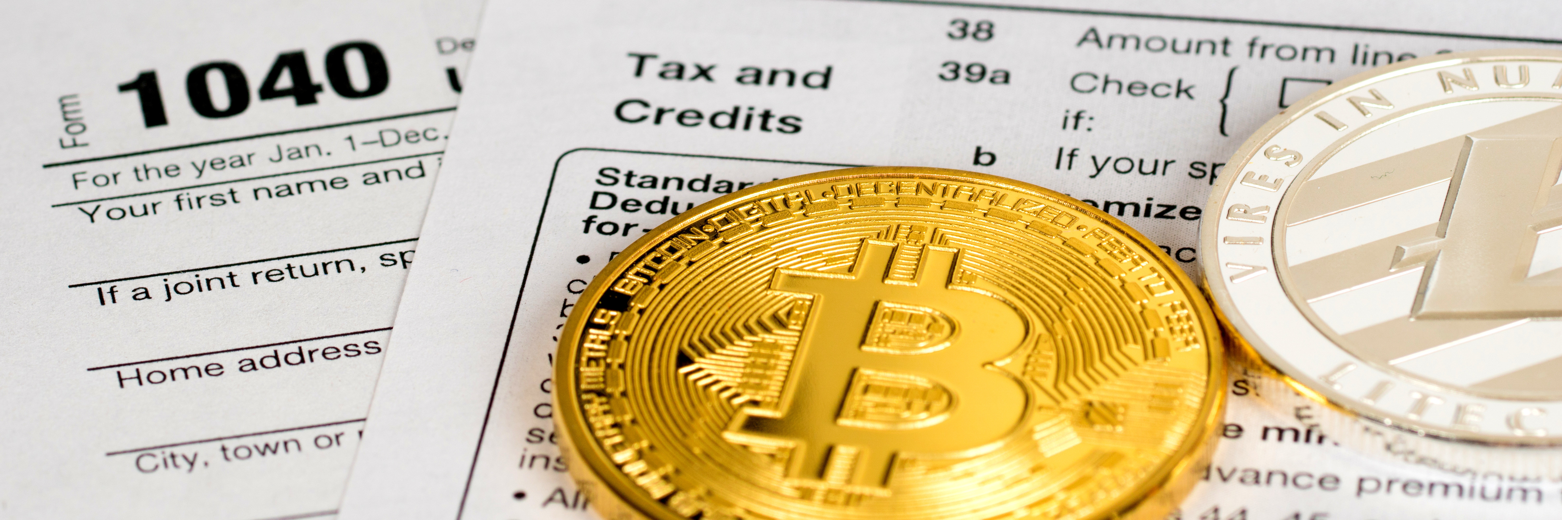 Crypto Question Placement on New Tax Return 'Signals IRS Action'