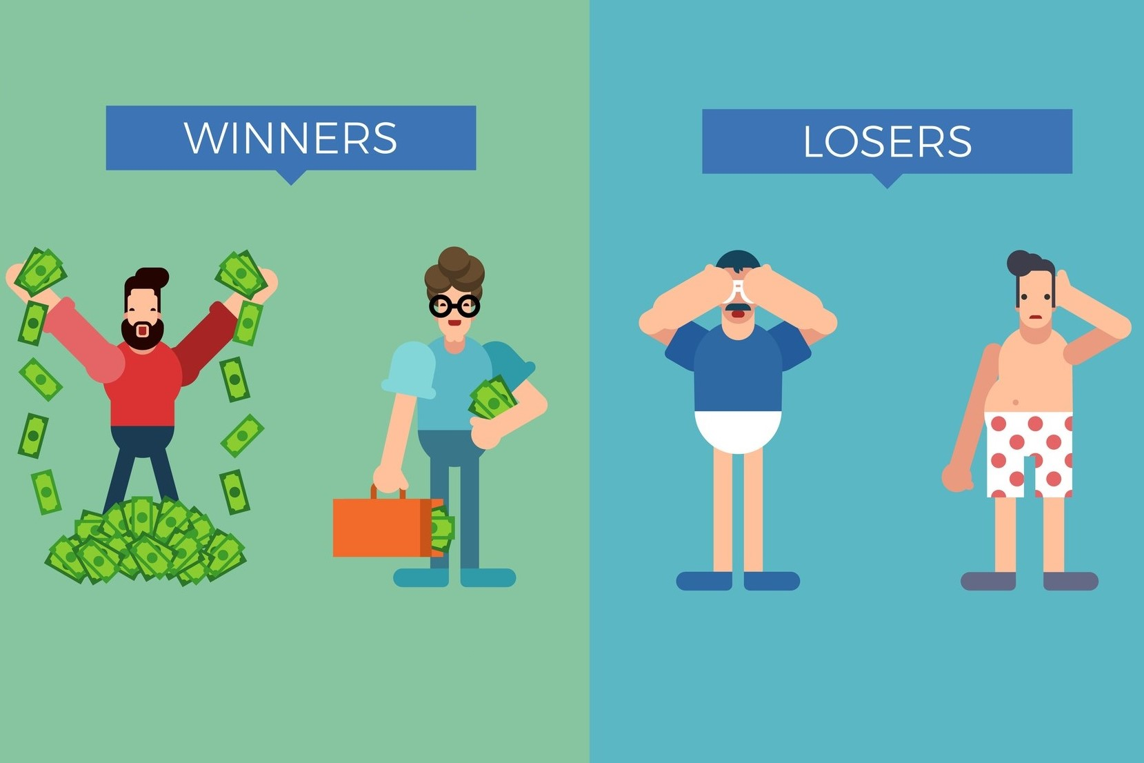 Crypto Coins: Top 5 Winners and Losers