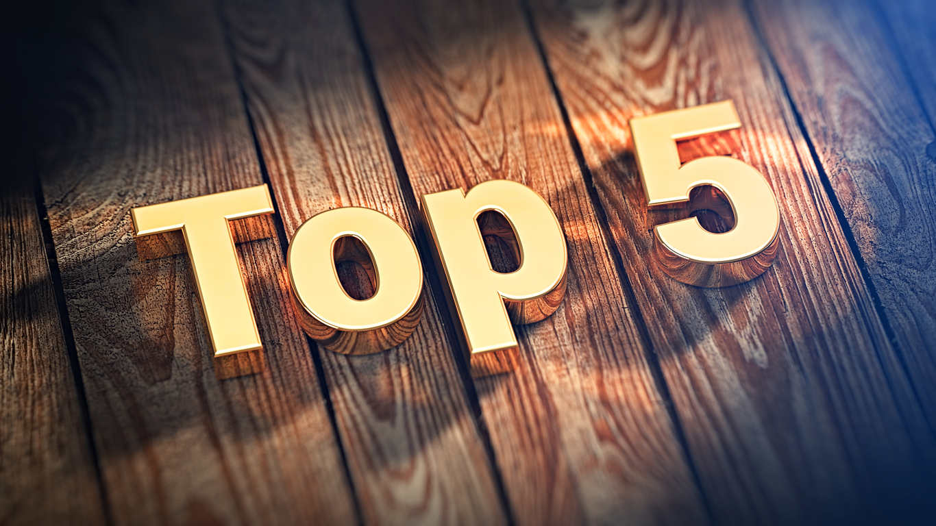 Top 5 Coins With Best Investment Risks & Rewards Grades