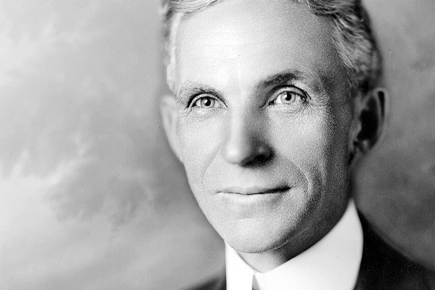 Henry Ford's Energy Standard: A 100-Year Old Bitcoin Prediction
