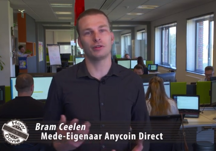 Anycoin Direct in