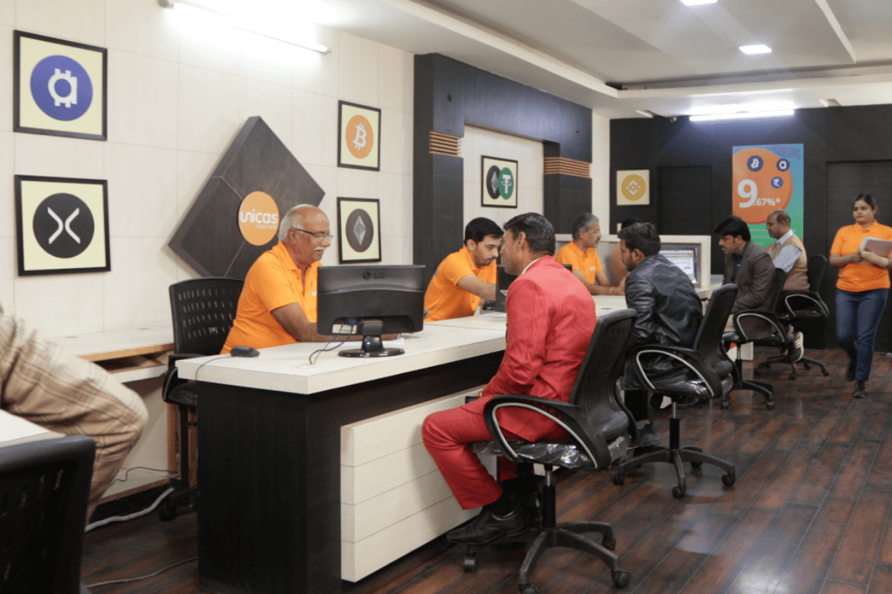 'World's First' Physical Crypto Banking Branch Opened in India + More News