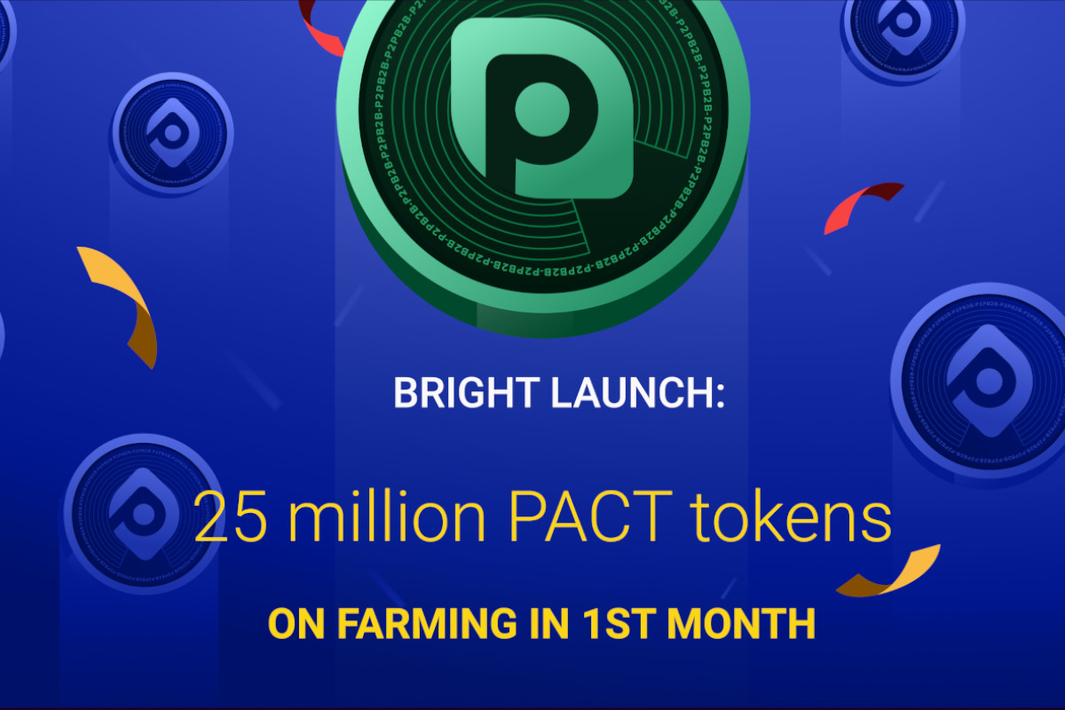 Farm on PactSwap, Get 100M as Yield: PACT Launched on DEX Platforms