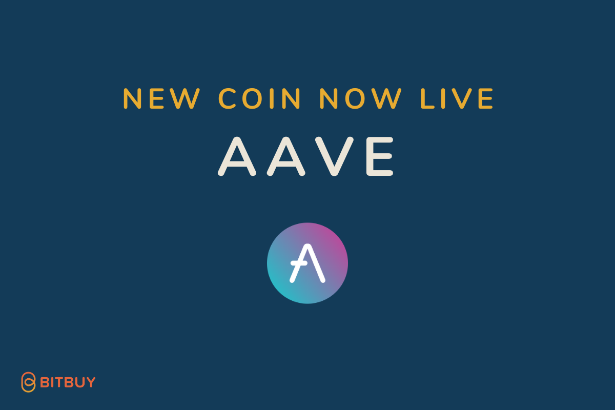 How to buy AAVE in Canada? (Through Bitbuy)