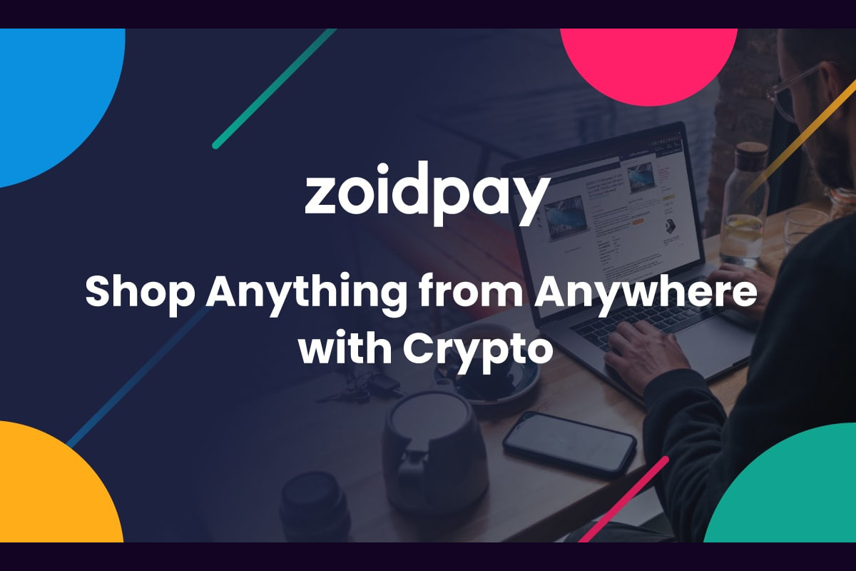 ZoidPay Brings Crypto Shopping to Amazon, Walmart, and 40M Online Stores