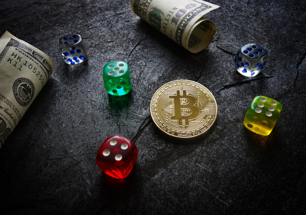 The Popularity of Crypto Gambling