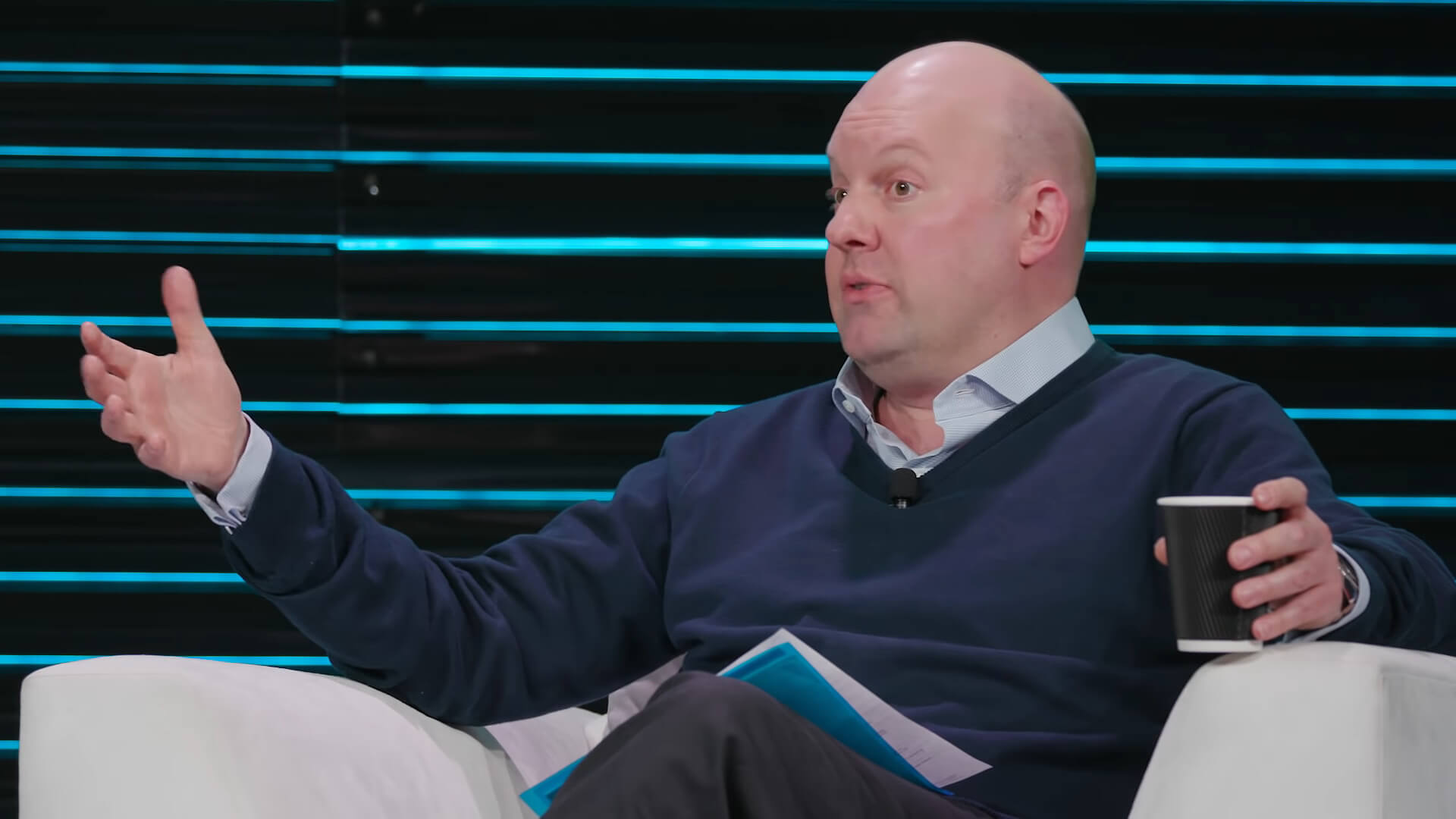 Crypto Elephant Changes The Way The World Works - Marc Andreessen
