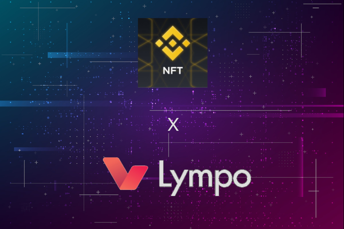 Lympo Colabs with Binance to Host NFTs of Athletes and Sports Personalities