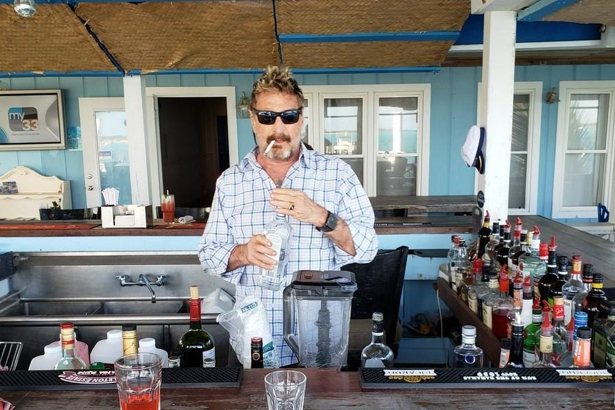 John McAfee Died Broke After Spending Millions on Mansions - Author