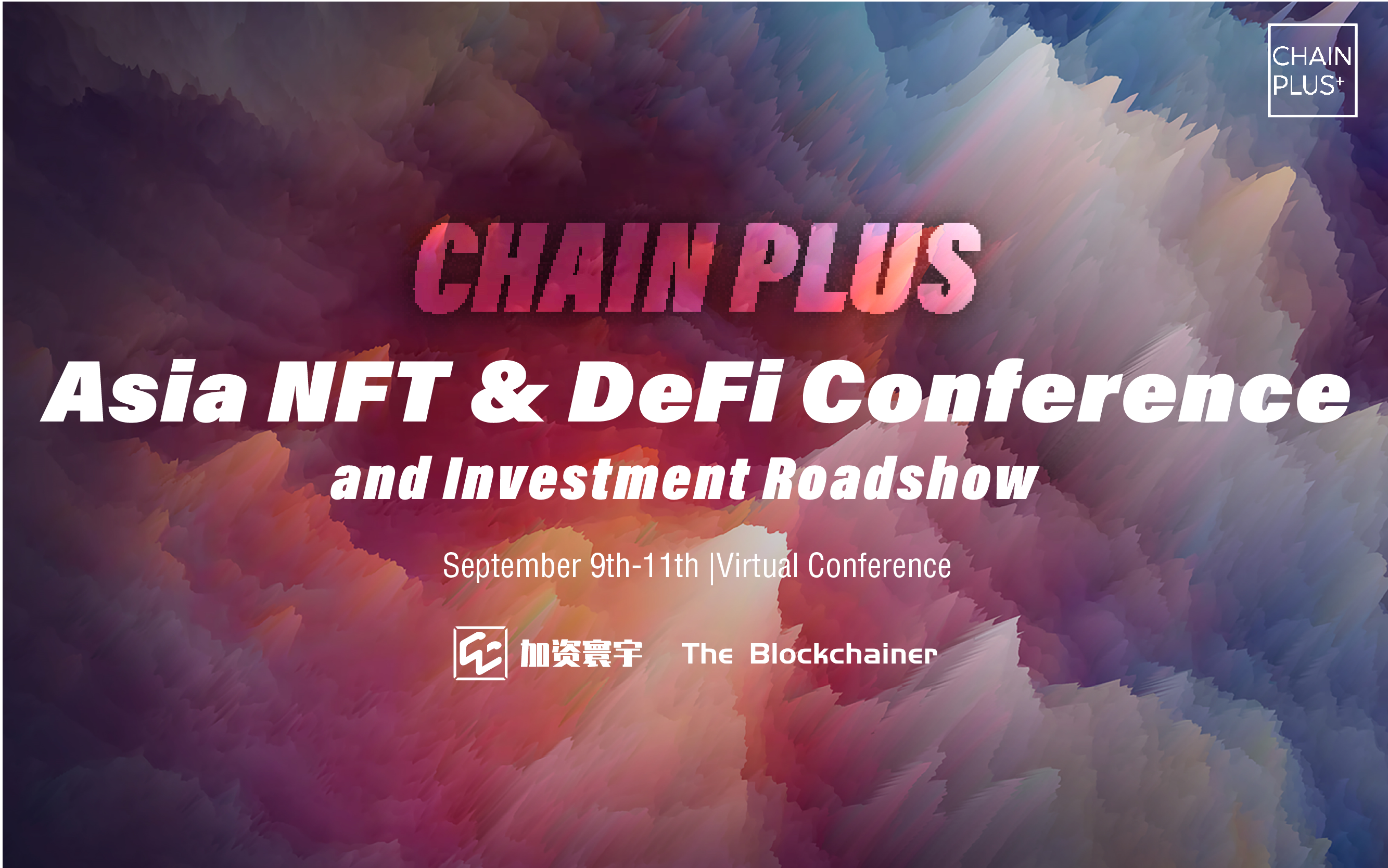 The First 3D Online Conference in NFT and DeFi Markets-Asia