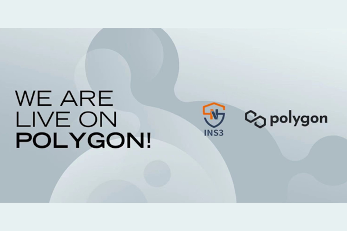 INS3 Brings Decentralized Coverage to Polygon with 2,700 $ITF Per Day in Rewards