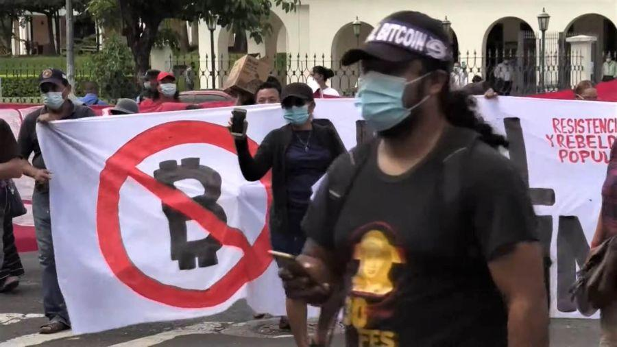 Surveys: Most of El Salvador Public Is Opposed to Bitcoin Adoption Law