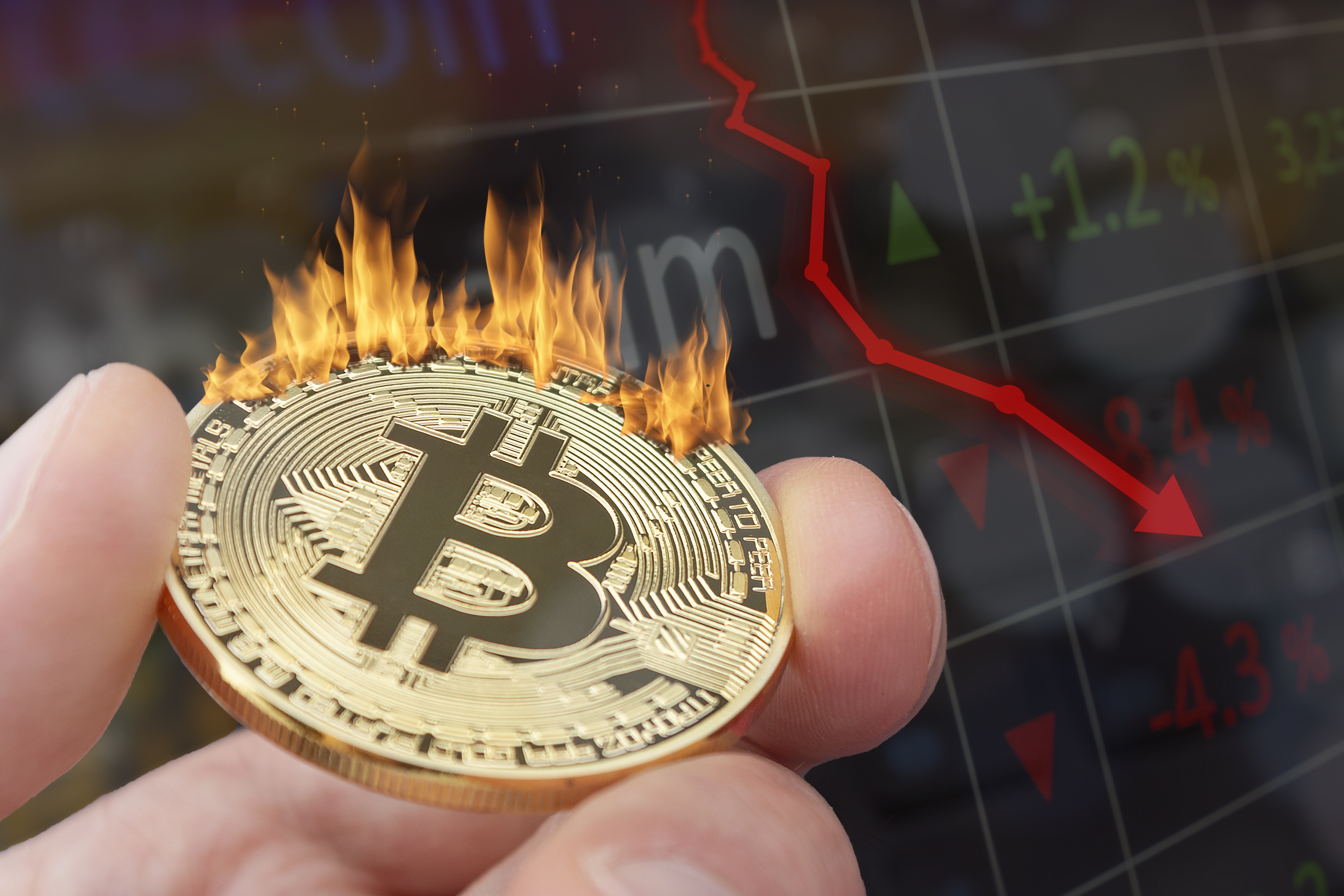 Bitcoin Plunged 20%: Why and How to Make Profits Off the Downside