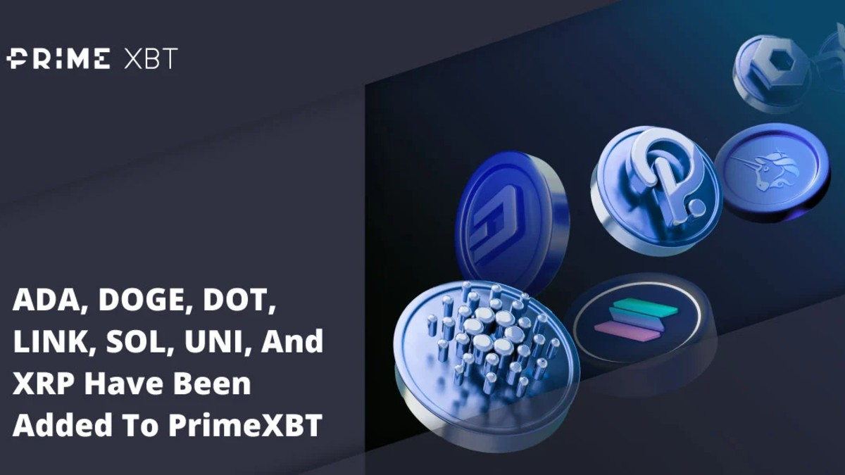 PrimeXBT Introduces New Assets