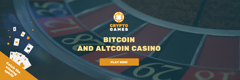 CryptoGames, The First Crypto-oriented Online Casino to Support Solana