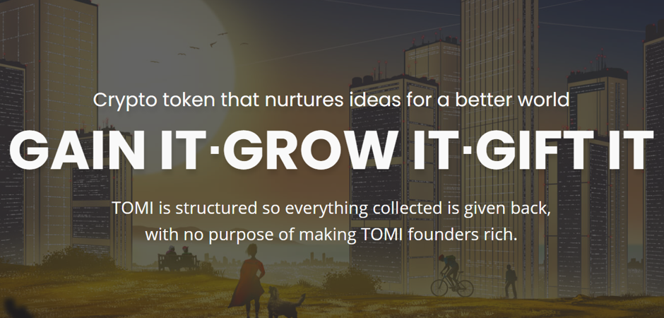 After a Successful IDO, TOMI Token is Off to a Flying Start