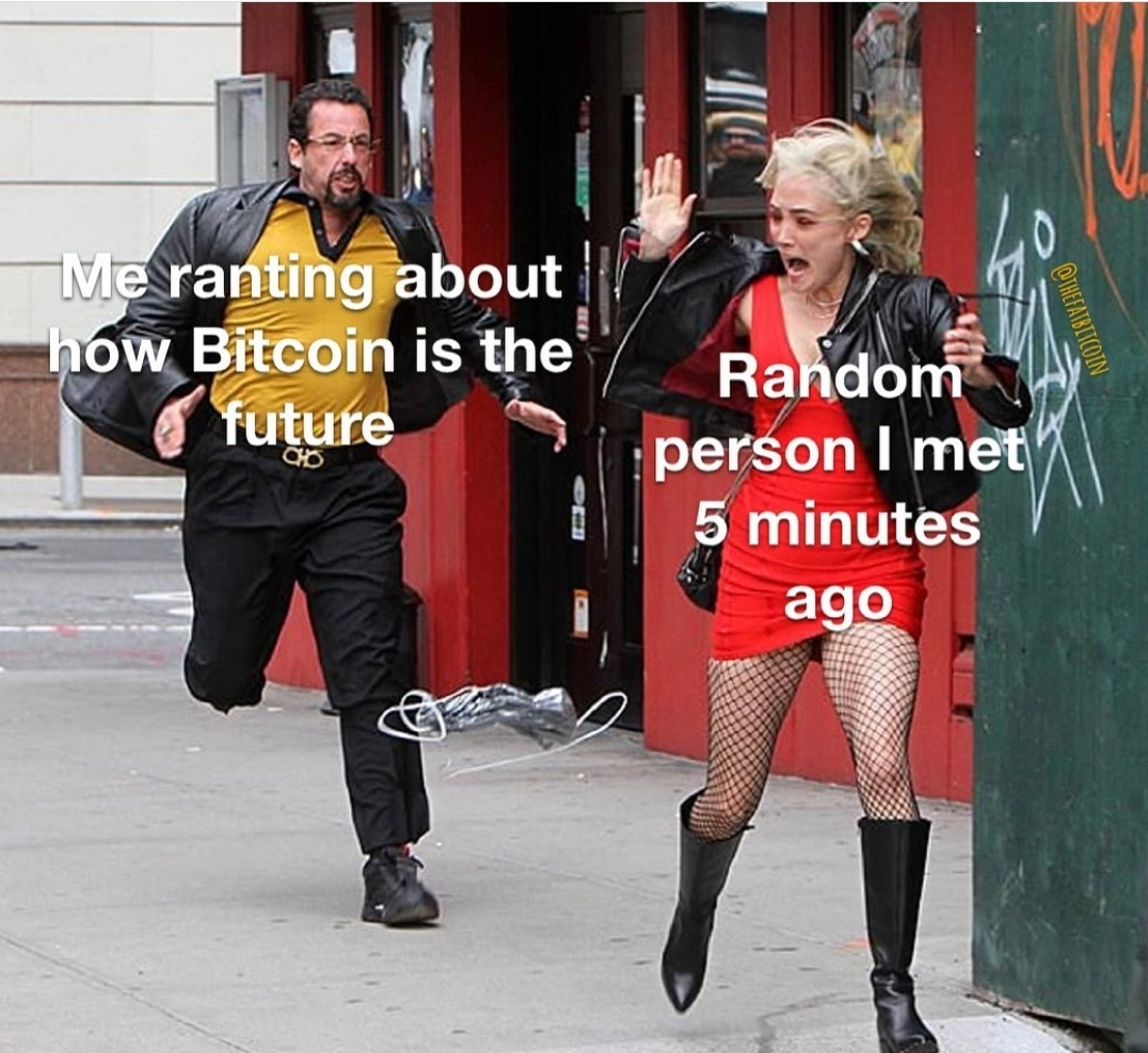 Major Transacting Oopsies, Minor Panicking Ouchies and 20 Crypto Jokes