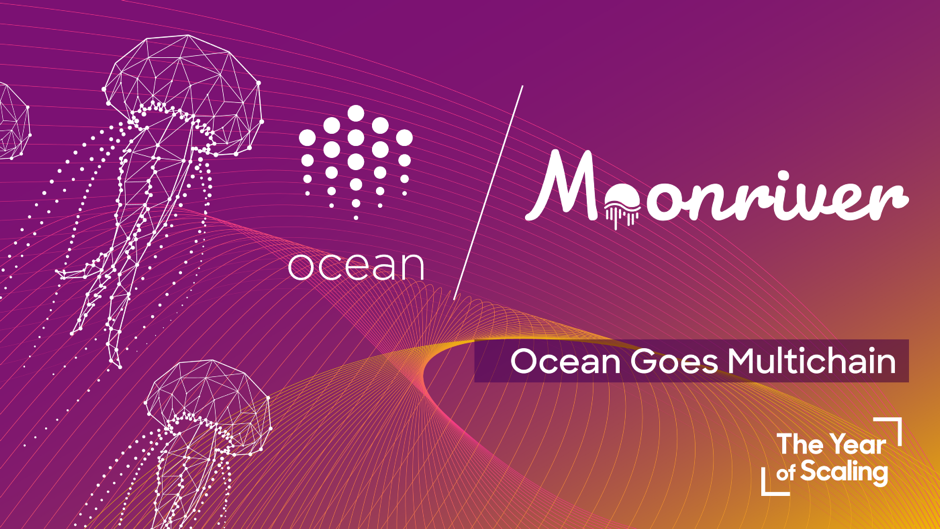 Ocean Protocol is Now Deployed on Moonriver in the Polkadot Ecosystem