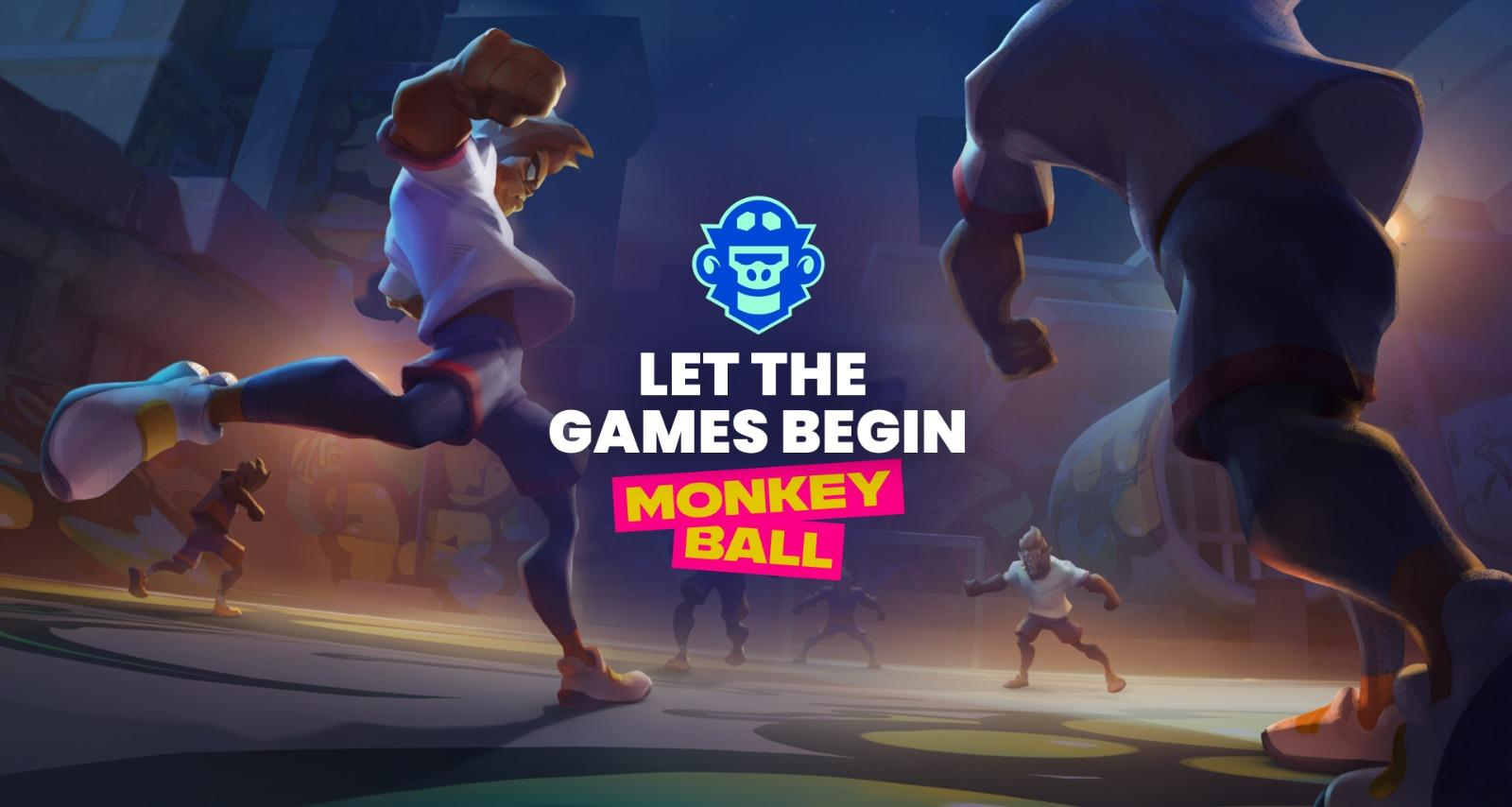 Solana Based Play-to-Earn Startup MonkeyBall raises $3M From Crypto's Top VCs and Founders