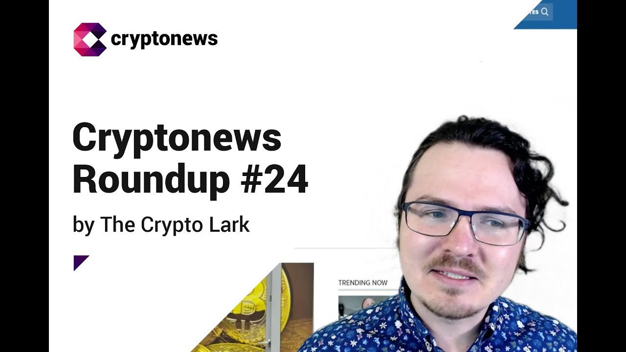 Bitcoin Crash, Wall Street FUD & mehr - Roundup #24