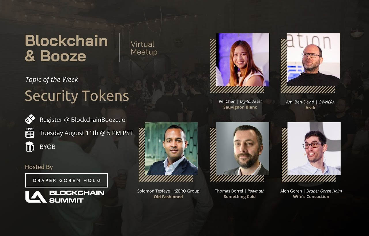 The Future of Security Tokens