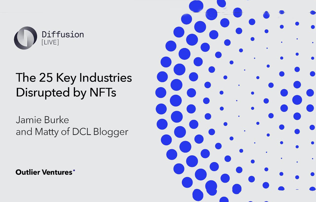 The 25 Key Industries Disrupted by NFTs