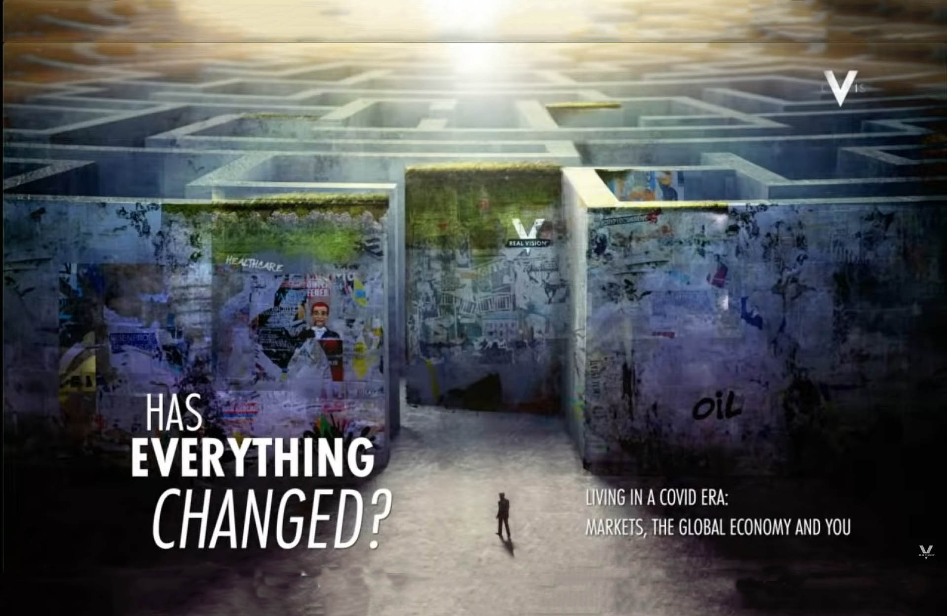 Has Everything Changed? An Update from Raoul Pal